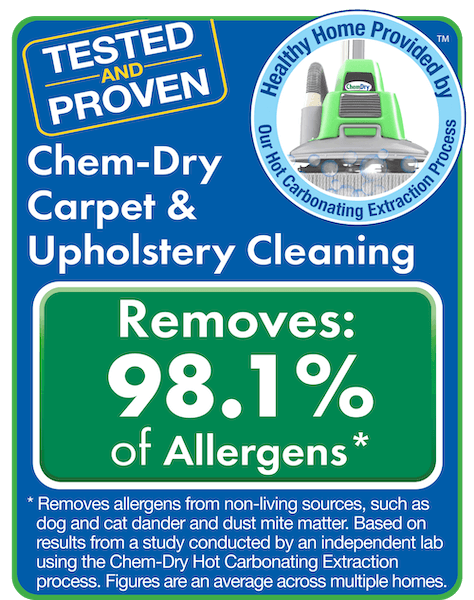 upholstery cleaning benefits